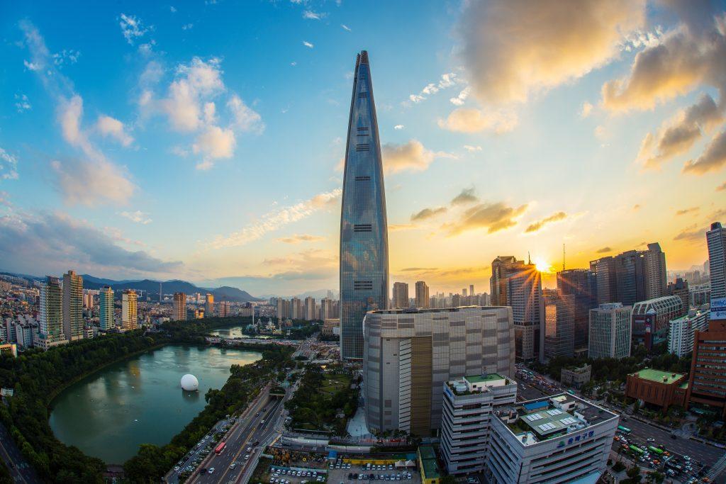 Seoul City - Korea